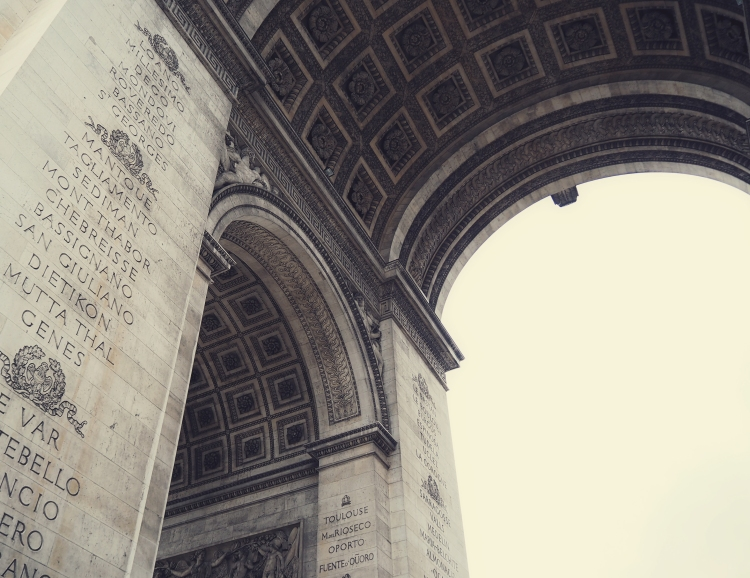 Under the Arc.